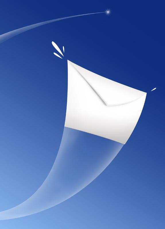 Envelop in the sky